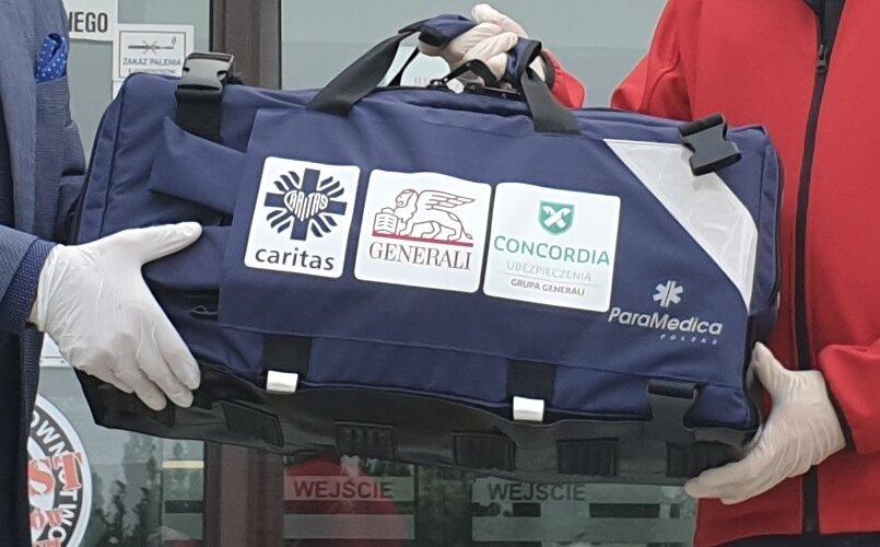 Concordia Polska Grupa Generali - kolejne respiratory przekazane dla szpitala w Poznaniu