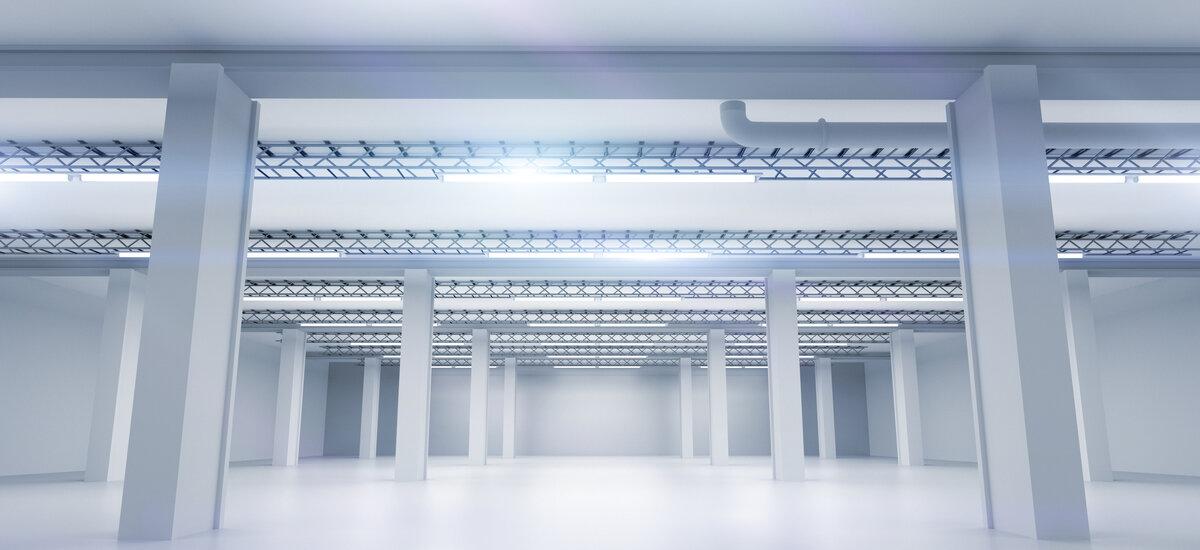 LEDy w magazynie. Źródło światła i… oszczędności