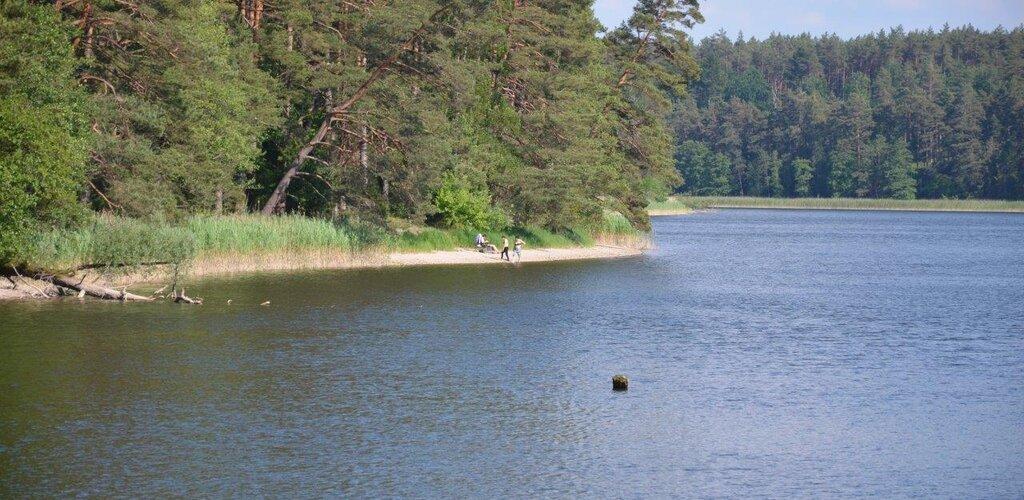 Kontrolowana regulacja wody na Jeziorze Głębokim