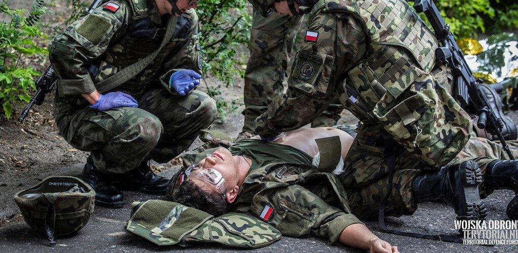 Kurs Combat Lifesaver – Ratowników Pola Walki na CS WOT