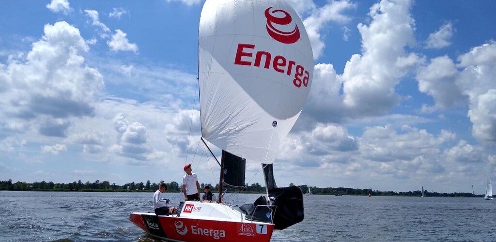 Energa wspiera żeglarzy z 77 Racing Team