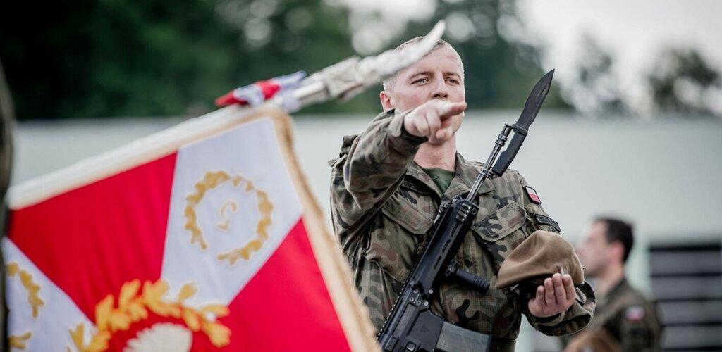 Zaprzysiężono kolejnych Terytorialsów w Małopolsce