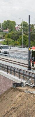 Uruchomienie linii tramwajowej na al. P. Adamowicza i na Stogi
