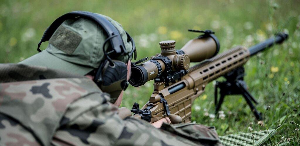 Kurs trenerów strzelców wyborowych