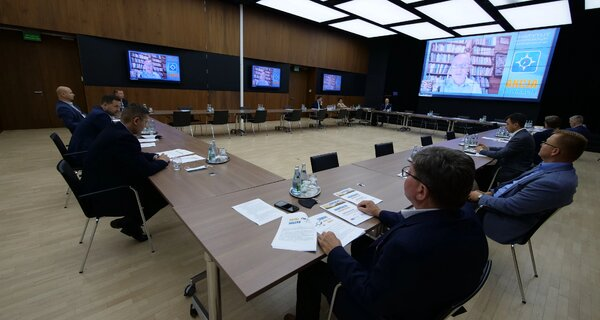 Summation of pro-family actions in the region – KGHM together with local government representatives work towards developing and initiating projects for the people of the region