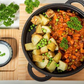 Zdjęcie: Zrób to warzywnie – tradycyjne dania w roślinnej odsłonie