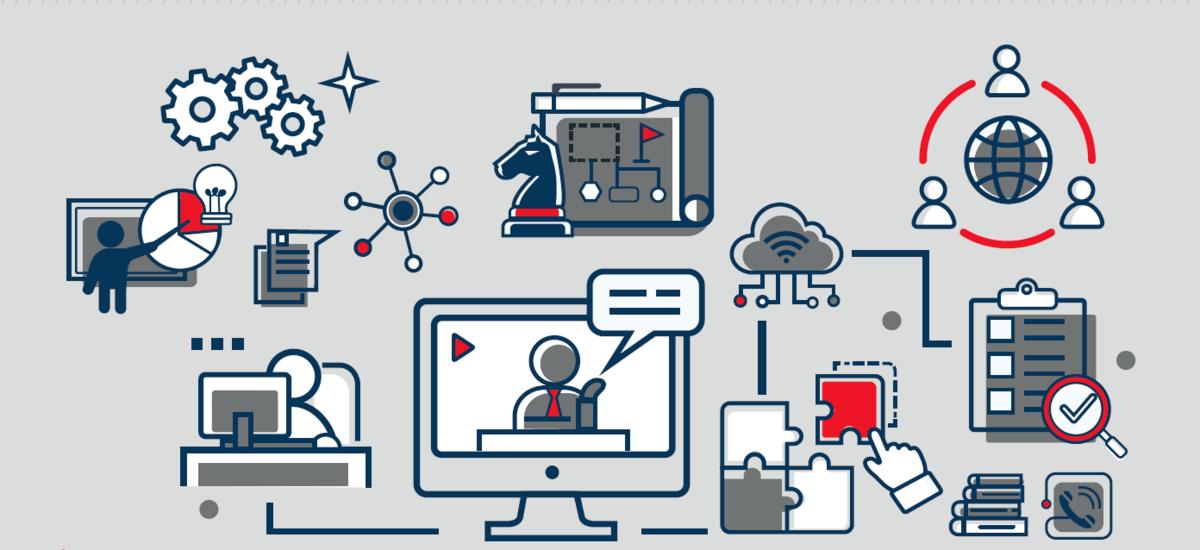 Miejsce pracy przyszłości. Jak koronawirus i dane ukształtują nowy ekosystem miejsca pracy?