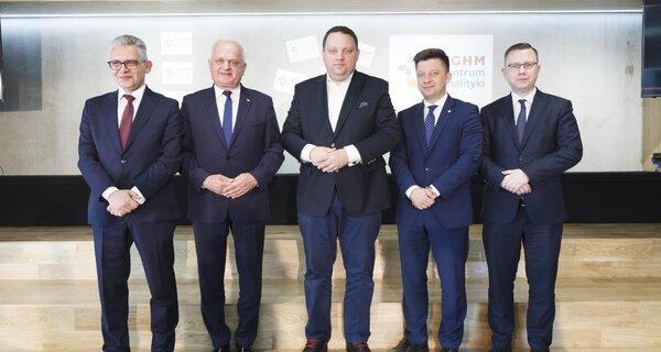 KGHM w Lubuskiem otworzył nowoczesne Centrum Analityki