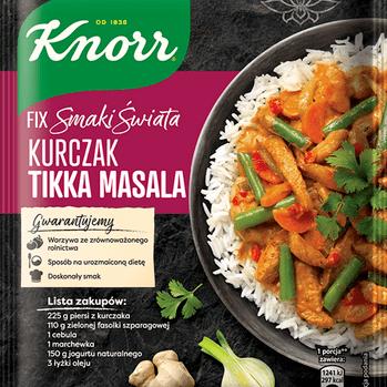 Zdjęcie: Fixy Smaki Świata Knorr - wyrusz w kulinarną podróż do Chin, Indii i Meksyku