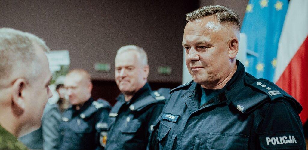 """Podsumowanie wspólnych działań WOT i Policji w ramach operacji """"Odporna Wiosna"""""""