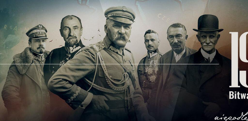 Nowa forma opowieści o Bitwie Warszawskiej - serwis bitwa1920.gov.pl już dostępny