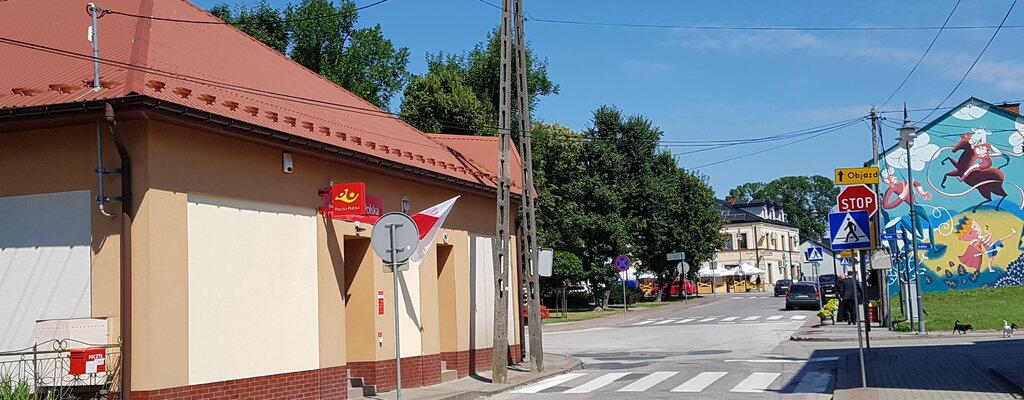 Poczta Polska uruchamia nową placówkę w Pacanowie, czyli mieście bajkowego Koziołka Matołka