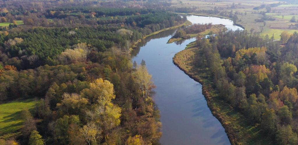 """Energa dba o środowisko wodne polskiej """"Amazonki"""""""