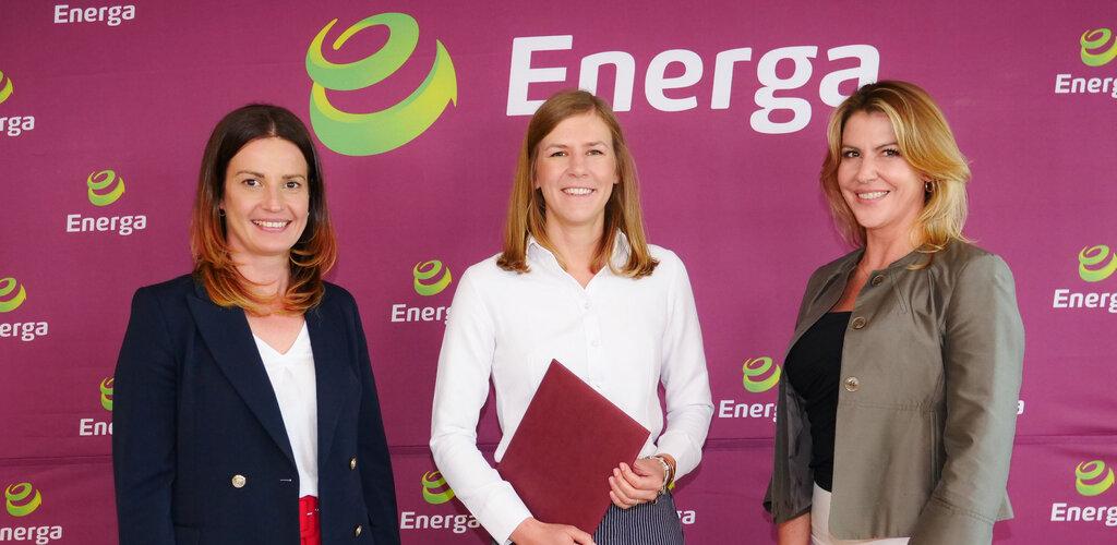 Polskie szpadzistki ambasadorkami Grupy Energa
