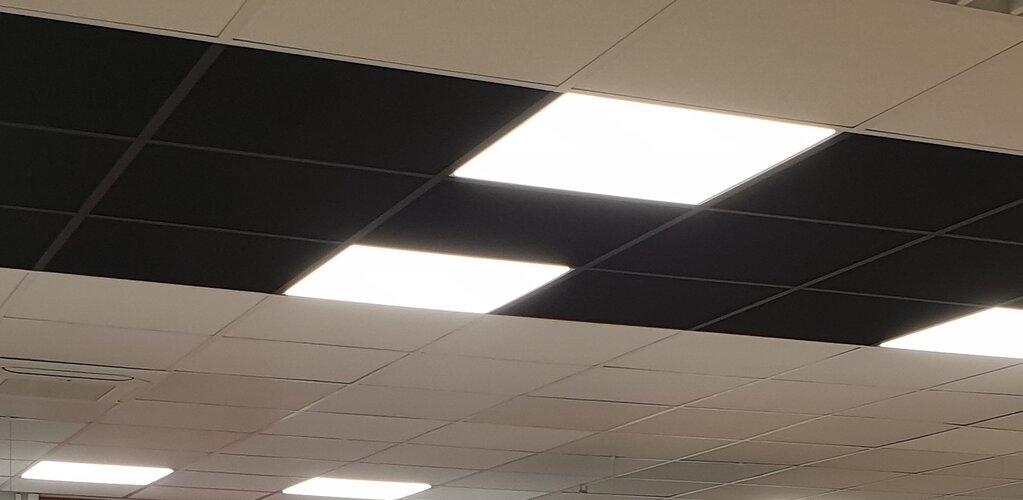 Oświetlenie biura przyjazne dla oka