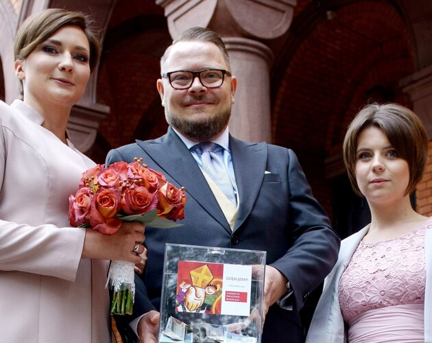 Ślub z charytatywnym akcentem