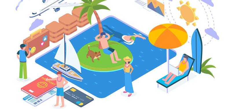 Barometr Providenta: Zła pogoda, komary, wysokie ceny – co najbardziej przeszkadza Polakom na urlopie?
