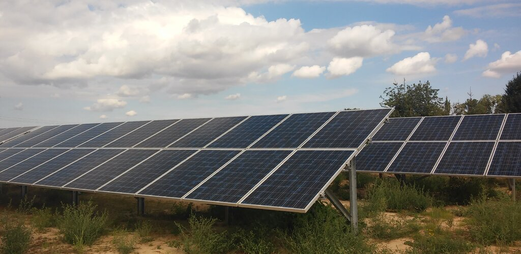 Energa inwestuje w OZE - kolejna farma fotowoltaiczna