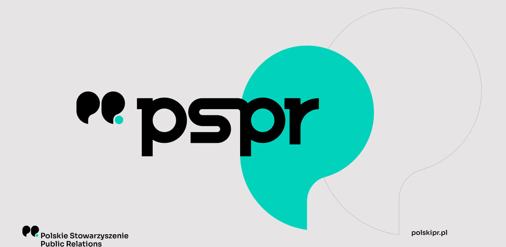 Polskie Stowarzyszenie Public Relations z nowym logo