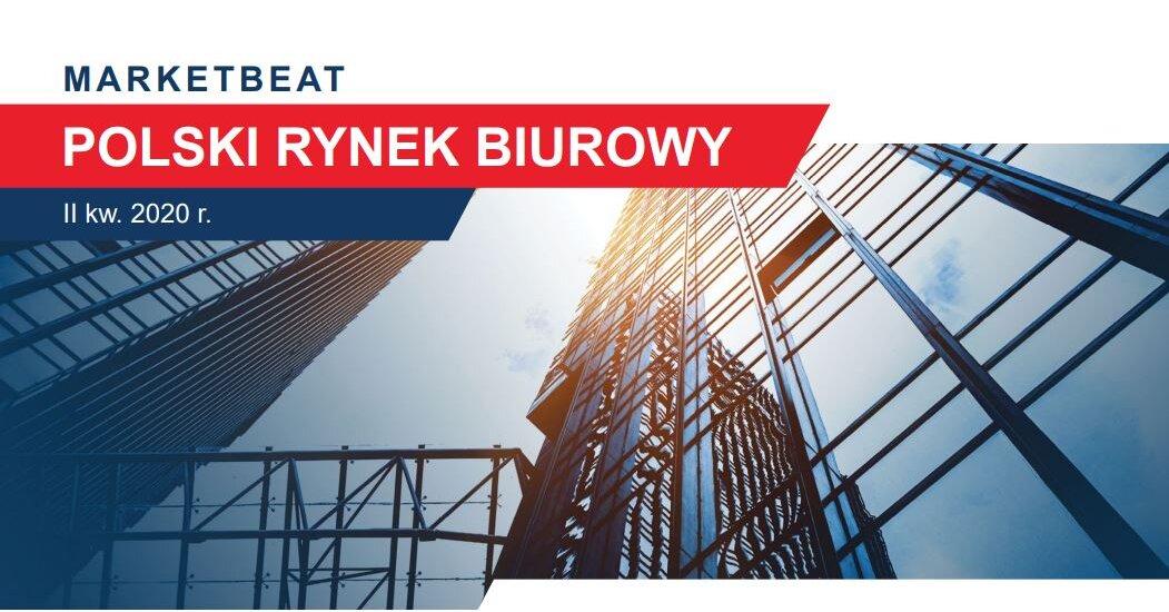 Zmiany na polskim rynku biurowym. Cushman & Wakefield podsumowuje pierwsze półrocze 2020 roku w regionach