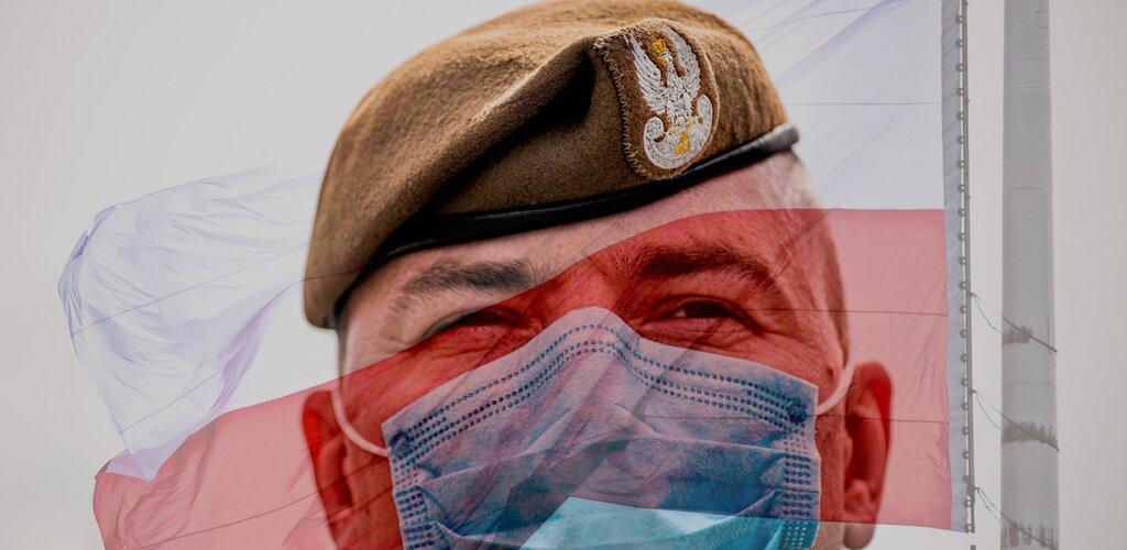 Oliwkowy beret od 3 lat na głowach żołnierzy WOT