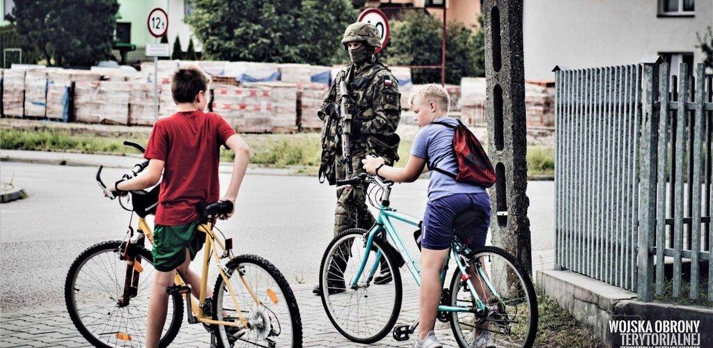 Intensywny szkoleniowy czas dla Terytorialsów z Podkarpacia