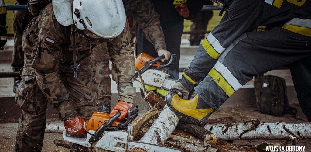 Szkolenie przeciwkryzysowe w gminie Szepietowo