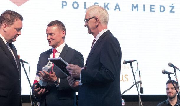 """KGHM z nagrodą """"Firma Przyjazna Dużym Rodzinom 2020"""""""