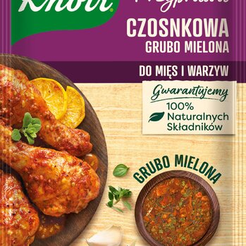 Zdjęcie: Nadaj smaku, koloru i charakteru daniom z pomocą przypraw grubo mielonych Knorr