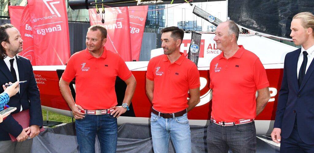 Krajowy sezon żeglarski należy do Energa 77 Racing