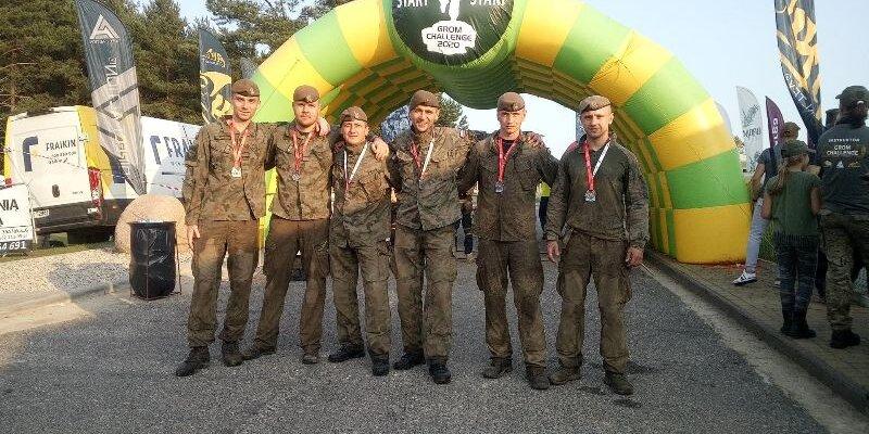 Podkarpaccy Terytorialsi zwycięzcami 8. edycji Grom Challenge