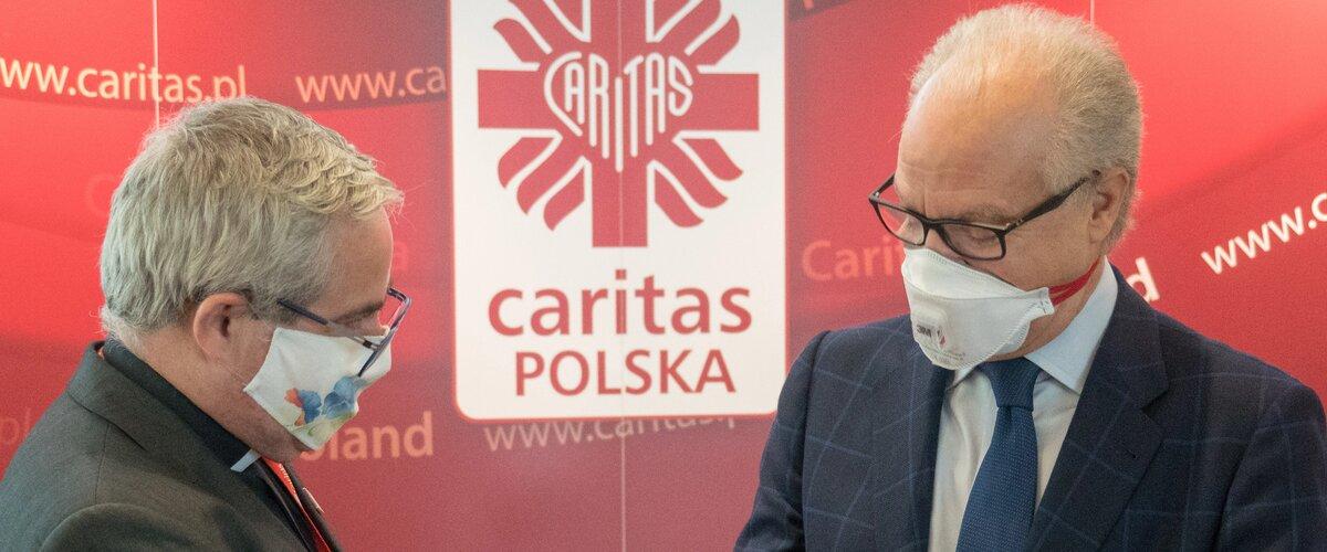 Generali Polska wyróżnione medalami In Caritate Servire