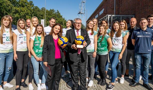 KGHM wspiera finansowo sportowe kluby z Dolnego Śląska
