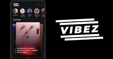 Vibez – serwis mobile first dla młodych