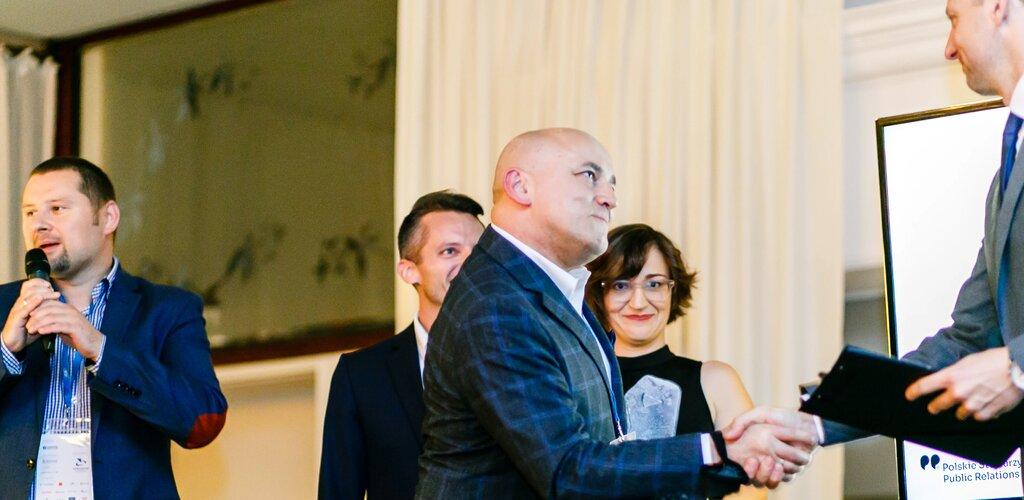 Dariusz Tworzydło laureatem Nagrody PSPR Łeb PR 2020