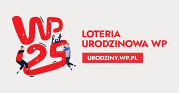 Urodzinowa loteria WP na 25-lecie