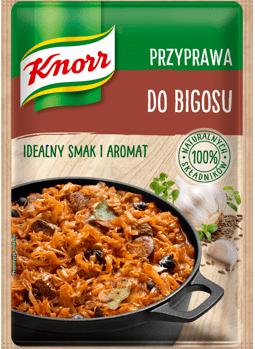 Zdjęcie: Nowe przyprawy Knorr, czyli smacznie na jesień - Przyprawa do bigosu / Przyprawa do zup / Przyprawa do flaków oraz Papryka wędzona w Hiszpanii