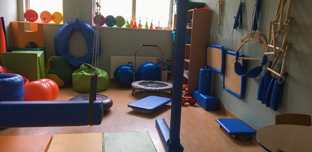 Sala terapii sensorycznej w Jezierzycach już otwarta