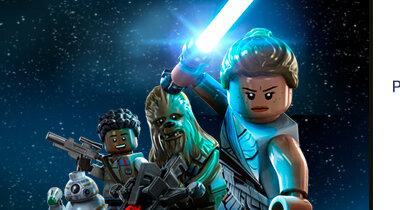 Wystawa LEGO Star Wars w Galerii Zielone Wzgórze