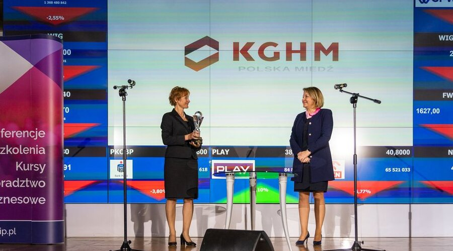 "KGHM amongst ""The Best of The Best"""