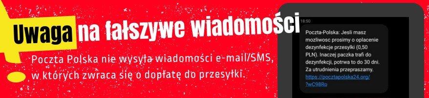 Poczta Polska: kolejny atak e-mailowy cyberprzestępców