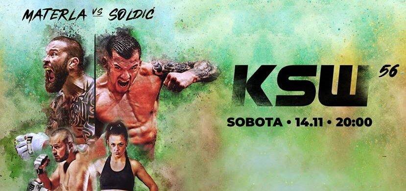 KSW 56 w Netia PPV