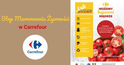 Carrefour rusza z ogólnopolską kampanią edukacyjną dot. niemarnowania żywności przed Świętami