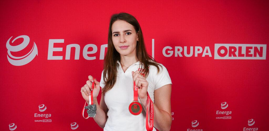 Karolina Wejman w gronie sportowych ambasadorów Energi