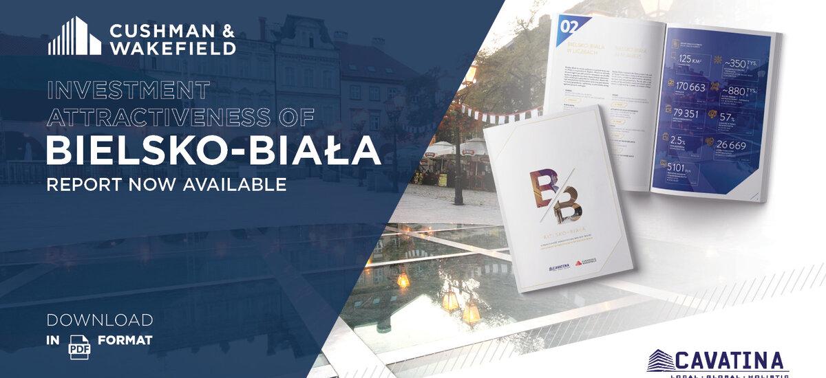 Bielsko-Biała – miasto, które przyciąga inwestorów