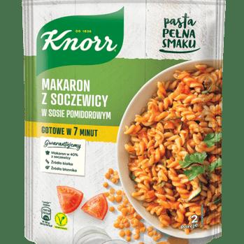 Zdjęcie: Nowość Pasta pełna smaku Knorr - prościej i smaczniej być nie może