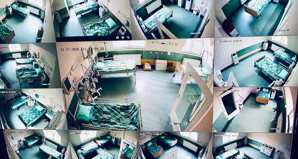 Gotowe ponad 50 dodatkowych łóżek dla chorych na COVID-19 w Wałbrzychu - KGHM organizuje, zgodnie z poleceniem rządu, miejsca w szpitalach tymczasowych na Dolnym Śląsku