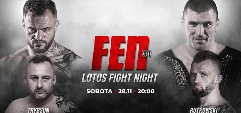 PPV - FEN 31 Lotos Fight Night