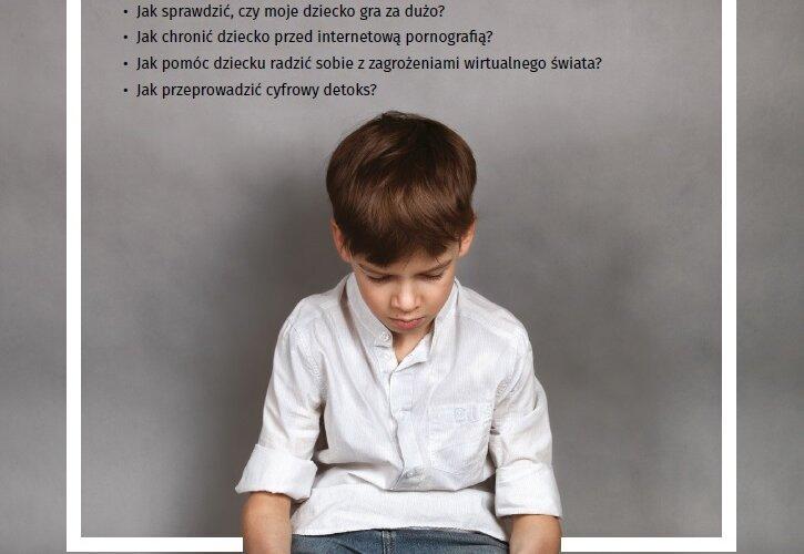 """KGHM dba o bezpieczeństwo cyfrowe. Spółka udostępniła szkołom i przedszkolom praktyczny poradnik """"Dzieci w wirtualnej sieci""""."""