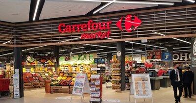 Carrefour wspólnie z lokalnym przedsiębiorcą otworzył unikalny supermarket w Nysie